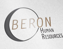 Beron HR - Branding Logo Design