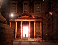 Petra The Rose City