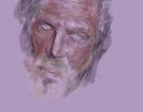 Starting new portrait