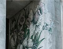 WIOSNA mural