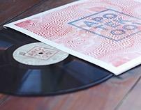 Apotek Vinyl Release 001 cover design