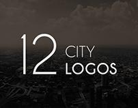 Twelve City logos