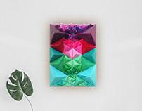 Origami paint