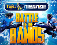 Tiger Translate - Battle Of The Bands Concept
