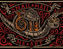 Mail Me Art - Snail Mail Me Art