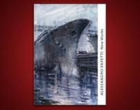 Alessandro Papetti – New Works invite