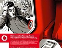 Vodafone Print Campaign
