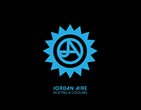Branding: Jordan Aire Heating & Cooling