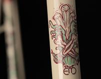 Illustrated Bikes: Colnago | Merckx | Rickert | Moser
