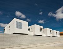 Casa Cuartel en Malpartida / MUDA Arq.
