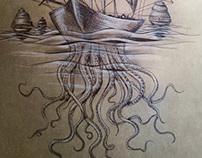 BoatOctopus