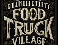 Food Truck Village posters