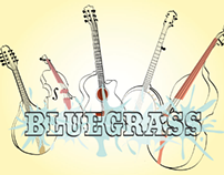 Interactive history of bluegrass music
