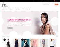 Sofia, Magento Premium Responsive Minimal Store Theme