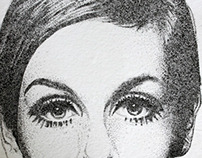 Twiggy Pointillism