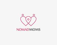 Nomad Moms / Corporate Identity