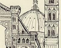 Croquis de Viaje 2010 / sketchbook