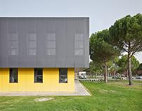 Nave Ibertec / Muda Arquitectura