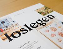"""loslegen"" magazine"