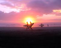 Murawai Beach Photography