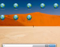 Web Start Page