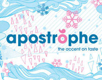 Apostrophe Christmas Cup