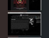 Rashid Al Khalifa. An Artist's Website.