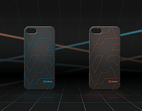 """Tron: The Legacy"" inspired iPhone Cases"