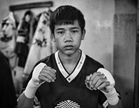 Enfants Boxeurs / Children boxer