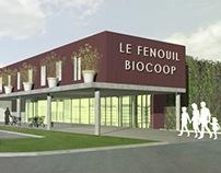 LE FENOUIL BIOCOOP - A bio shop