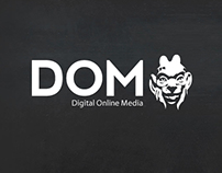 Logo DOM Digital Online Media