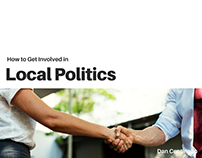 How to Get Involved in Local Politics