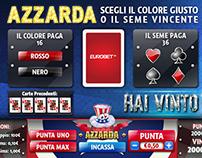Video Poker Flash UI