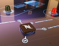 Tangible Interface for Nespresso
