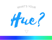 What's your Hue? - July 2017 Wallpaper