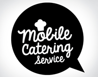 MOBILE CATERING SERVICE LOGO - Visual identity