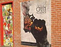 AIGA Gun Control Poster