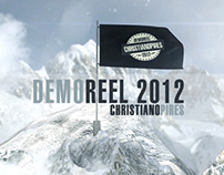 CHRISTIANO PIRES - DEMO REEL 2012
