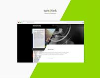 Twisthink Web Redesign