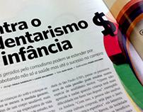 Revista SAÚDE - Curso Abril de Jornalismo 2013