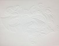 Custom Embossed Pattern
