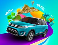 Campaign Proposal - Suzuki Vitara 2017
