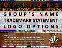 GROUP'S NAME-TRADEMARK STATEMENT-LOGOS-ROGER WILLIAMS
