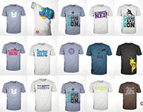 T-Shirts 2012 - 2013