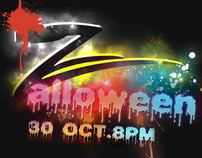 Z-Bistro Halloween