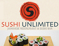 Sushi Unlimited Logo