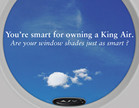 RFI – I-Shades™ King Air AdCampaign