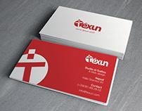 Texun brand. Grafica e Web Design