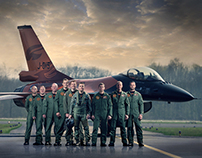 The Royal Netherlands Airforce