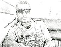 Sketch phase 100